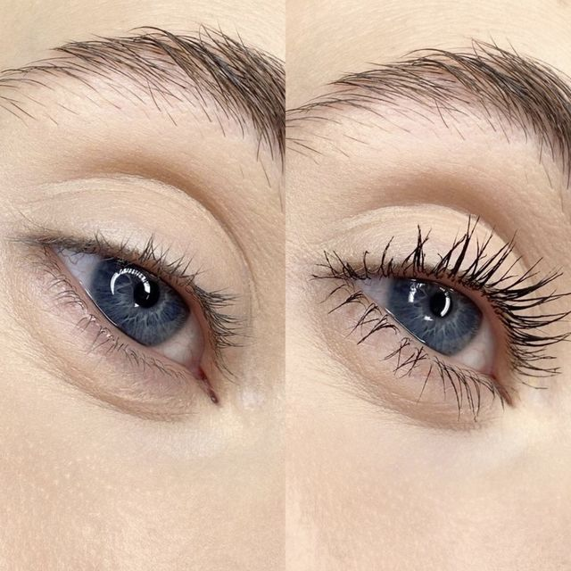 Lash Spa Mascara with Castor Oil - Brown